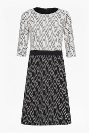 Great Plains Zigzag Dress - Side cropped