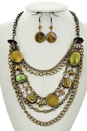 0-105 Grecian Necklace - Product Mini Image