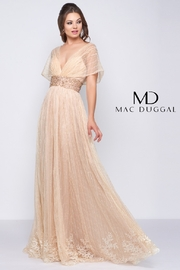 Mac Duggal Grecian Style Gown - Product Mini Image