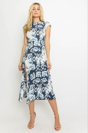 Olivaceous  Greek Isles Midi Dress - Product Mini Image