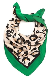 Yipsy Green Animal Scarf - Product Mini Image