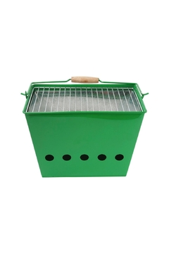 Present Time Green Barbecue Grill - Alternate List Image