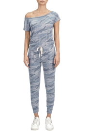 Unknown Factory Green Camo Jumpsuit - Product Mini Image