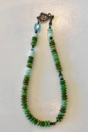 Jill Duzan Green Chalcedony - Product Mini Image