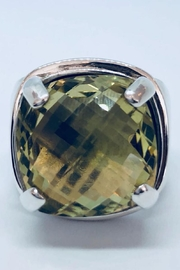 Barry Brinker Fine Jewelry Green Citrine Stone - Product Mini Image