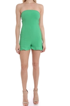 LIKELY Green Dell Romper - Product List Image