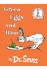 Penguin Books Green Eggs And Ham - Front cropped