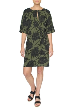 Native Youth Green Floral Dress - Product List Image