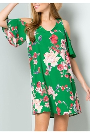 ee:some Green Floral - Front cropped