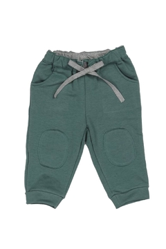 Shoptiques Product: Green Jersey Trousers.