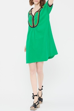 Shoptiques Product: Green Prairie Dress
