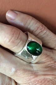 LJ Jewelry Designs Green Quartz Ring - Other