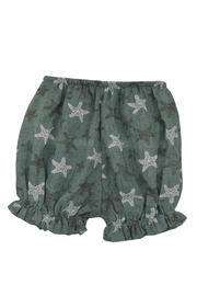 cesar blanco Green Starfish Outfit - Back cropped