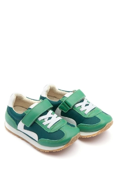 Shoptiques Product: Green Start Sneaker