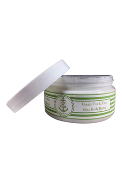 Soap and Water Newport GREEN TEA AND ALOE BODY BUTTER - Alternate List Image