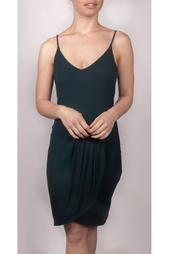 Final Touch Green Tulip Bodycon - Product List Image
