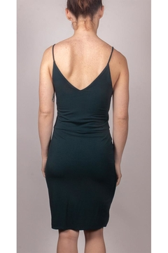 Final Touch Green Tulip Bodycon - Alternate List Image
