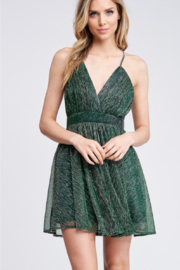 the clothing company Green With Envy Mini - Back cropped