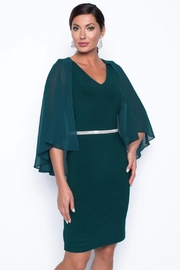Frank Lyman Green with Envy Short Dress - Product Mini Image