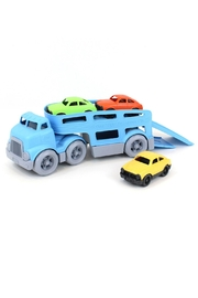 Green Toys Toy Car Carrier - Front cropped