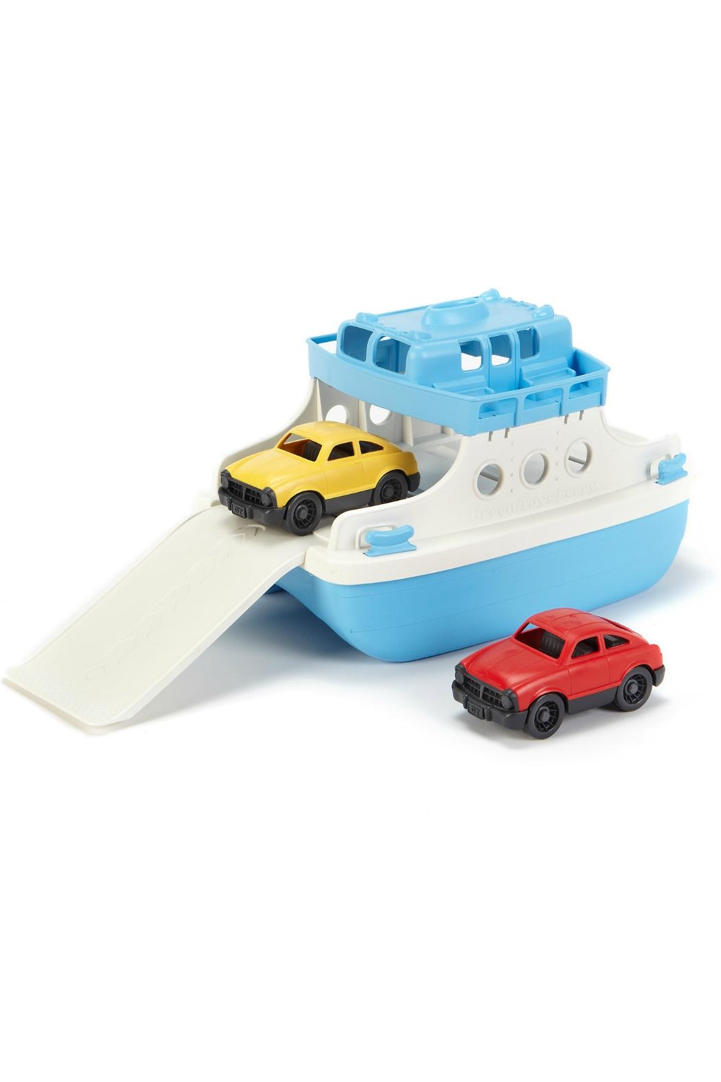 Green Toys Toy Ferry Boat - Main Image