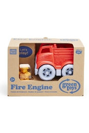 Green Toys Inc Fire Engine Toy - Front full body