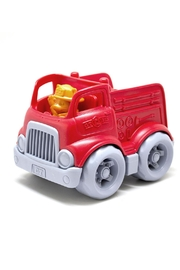 Green Toys Inc Fire Engine Toy - Front cropped