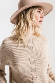 rag poets Greenpoint Sweater - Front cropped
