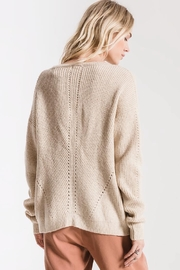 rag poets Greenpoint Sweater - Side cropped