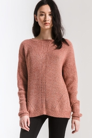 rag poets Greenpoint Sweater - Front full body