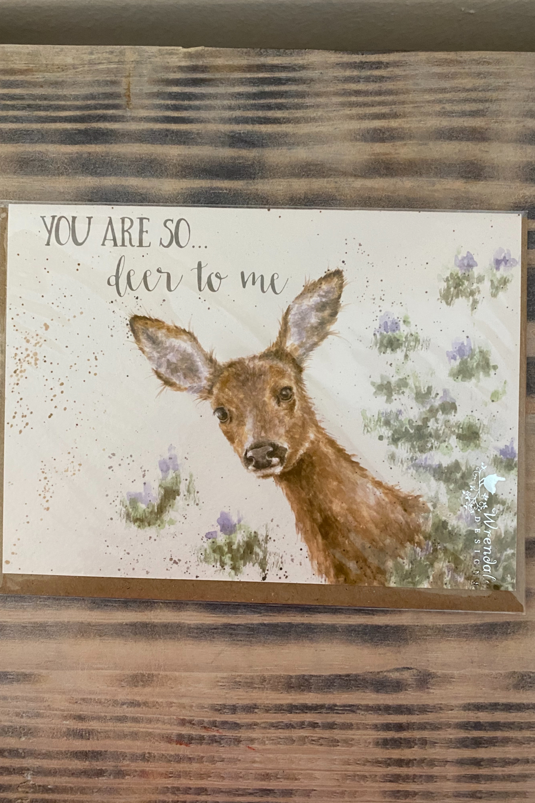 Wrendale Designs Greeting Cards - Front Cropped Image