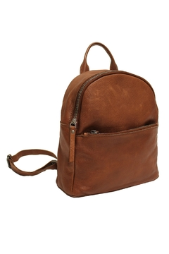 Latico Gregg Back Pack Cognac - Product List Image