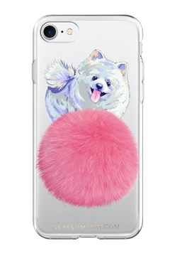 Gresso Miami Pomeranian Furbaby Iphone7 - Alternate List Image