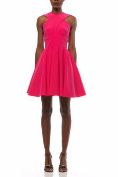 Shoptiques Product: Crossover Skater Dress