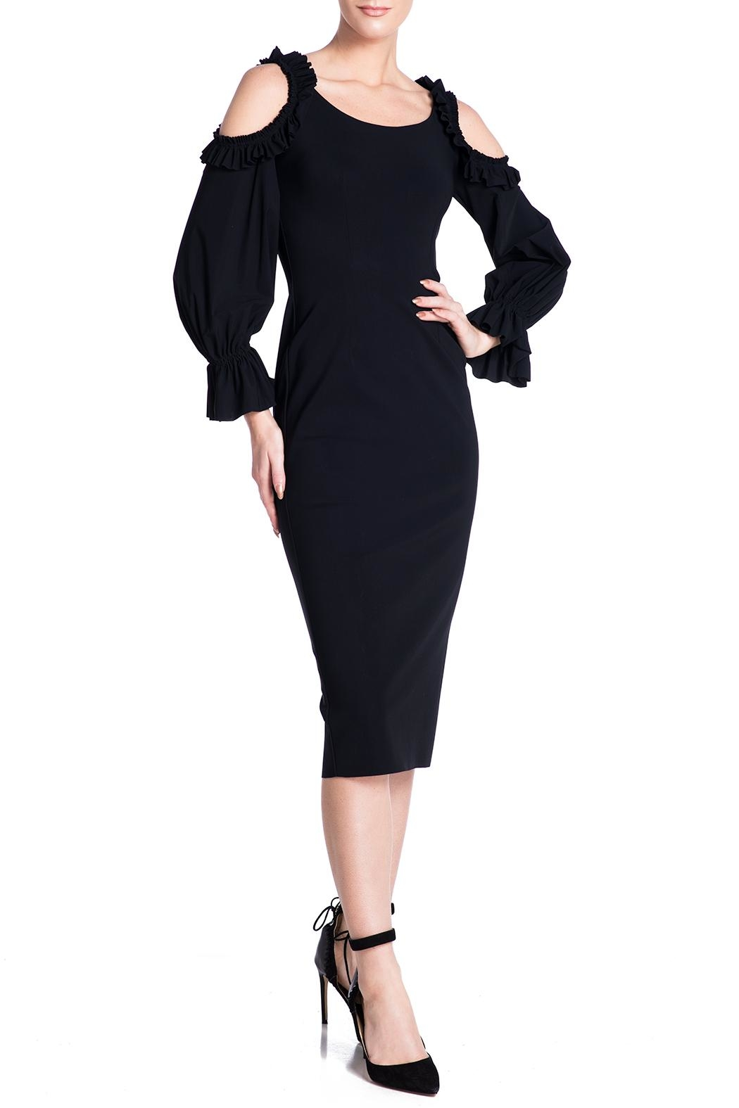 Greta Constantine Hugo Dress - Front Cropped Image