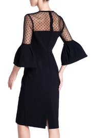 Greta Constantine Laurent Dress - Back cropped