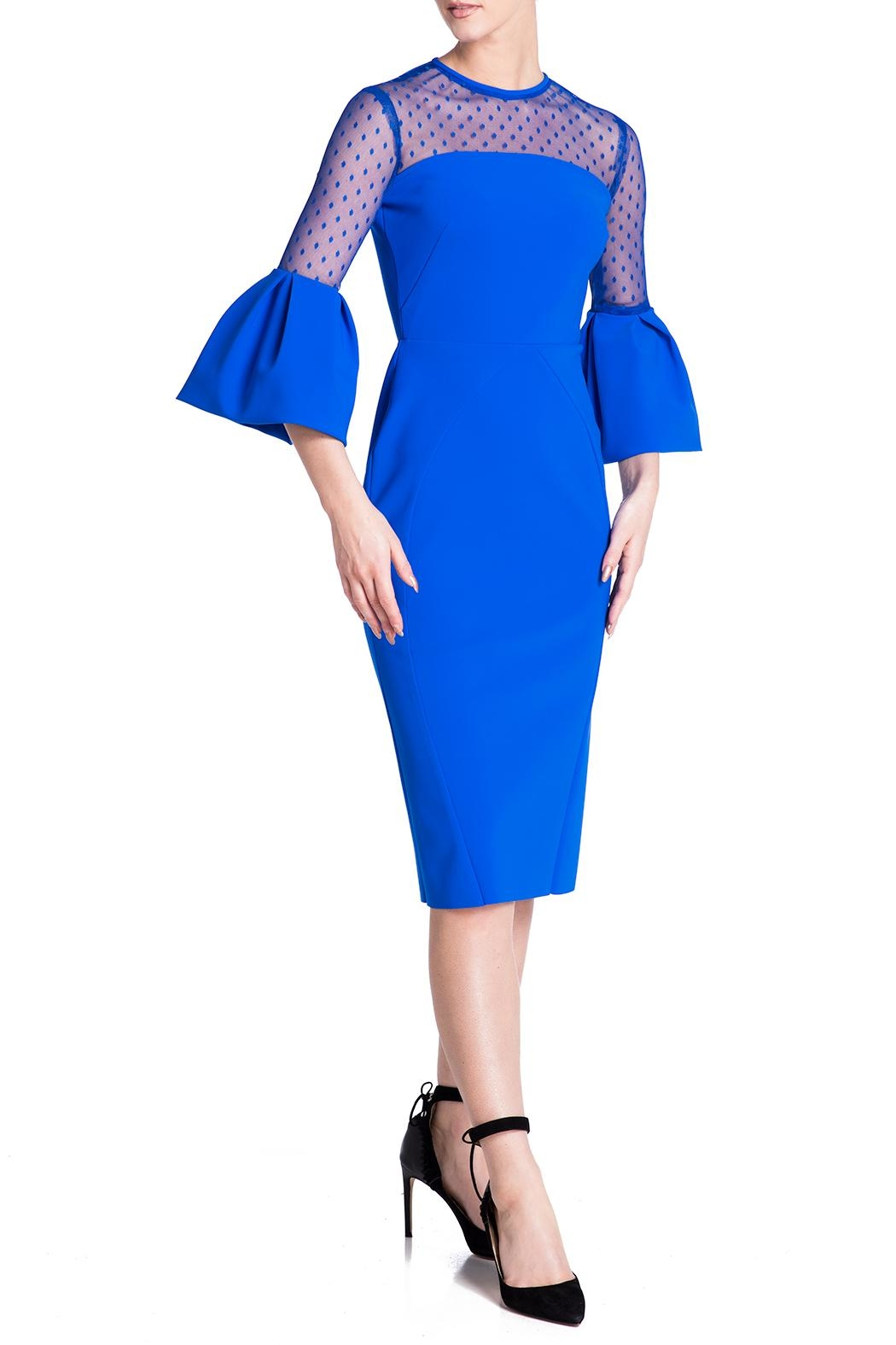 Greta Constantine Laurent Dress - Front Cropped Image