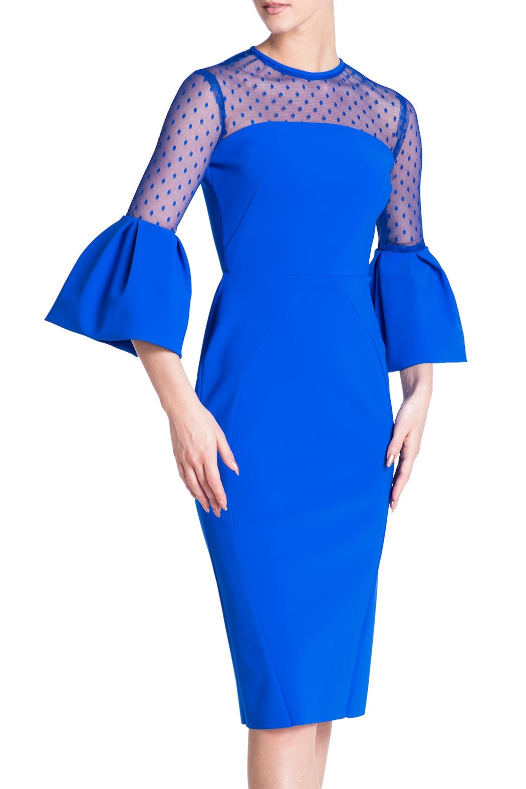 Greta Constantine Laurent Dress - Side Cropped Image