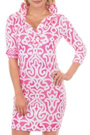 Gretchen Scott Arabesque Print Dress - Product Mini Image