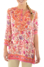 Gretchen Scott Full Bloom Tunic - Product Mini Image