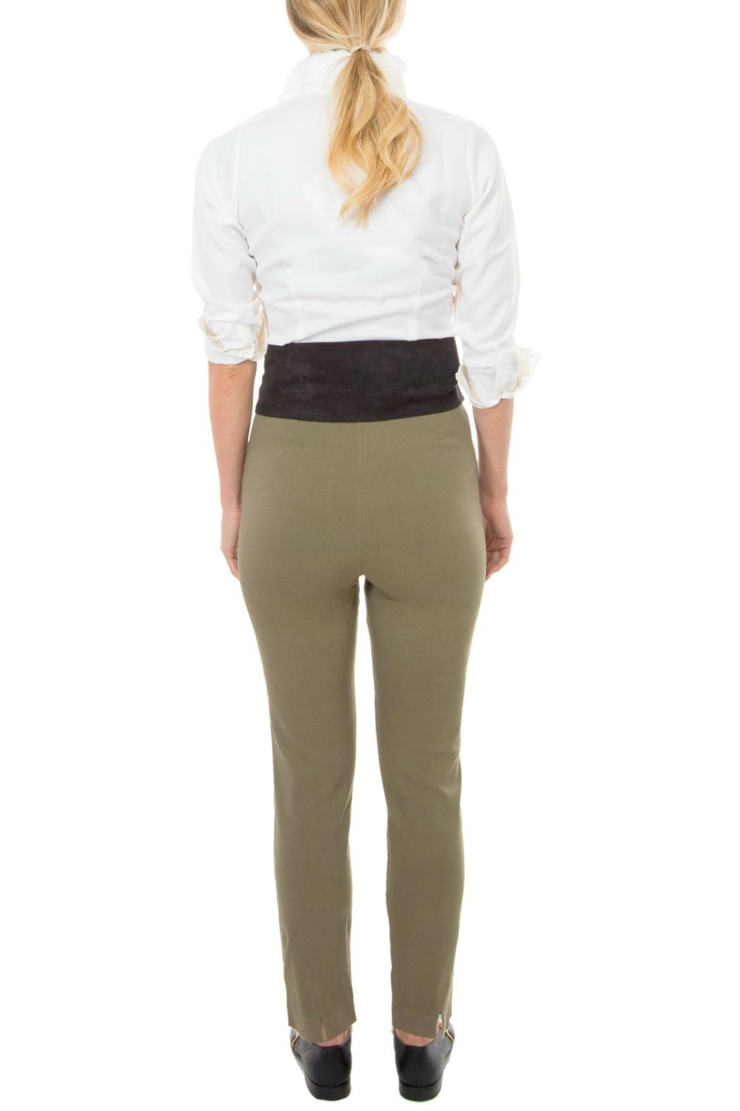 Gretchen Scott Gripe Less Pant - Front Full Image