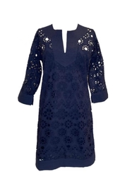 Gretchen Scott Navy Dress - Product Mini Image