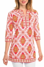 Gretchen Scott Persian Tunic Top - Product Mini Image