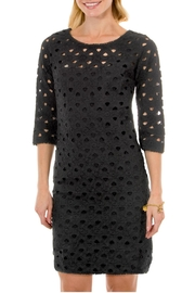 Gretchen Scott Pixelle Eyelet Dress - Product Mini Image