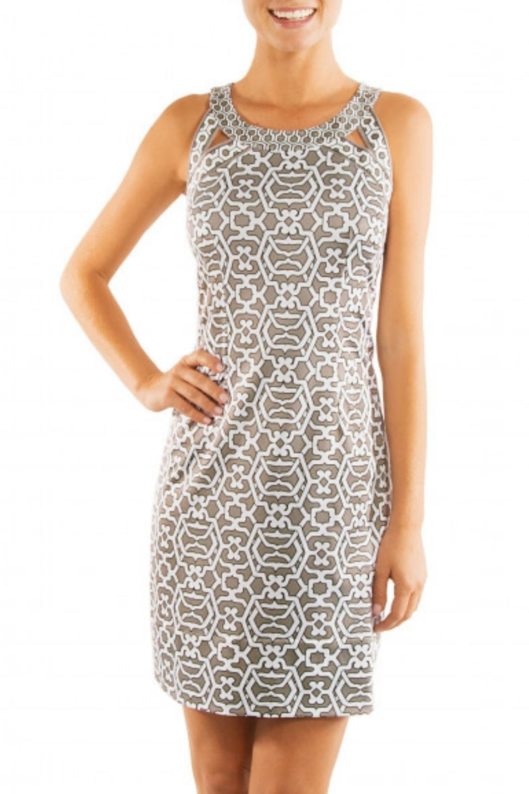 Gretchen Scott Rio Gio Dress - Front Cropped Image