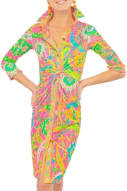 Gretchen Scott Twist-And-Shout Dress - Product Mini Image