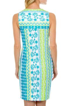 Shoptiques Product: Two Timer Aqua Dress