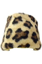 Grevi Faux Fur Animal Hat - Front cropped