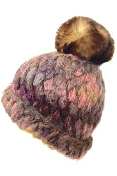 Grevi Knitted Beanie Pompom - Product List Image