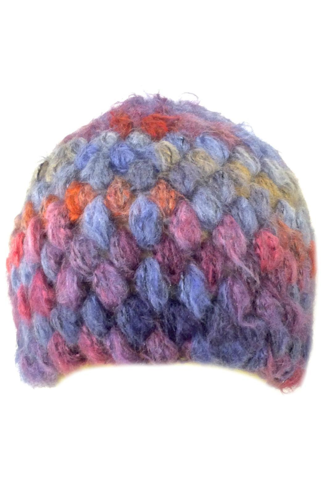 Grevi Mohair Knitted Beanie from Portland by Moods of Florence   Shoptiques